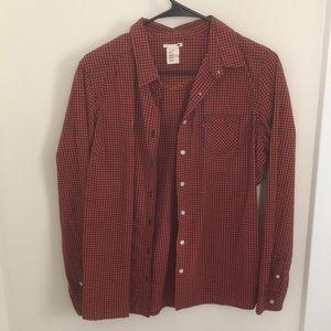 LEVI'S Button Down Shirt Size S
